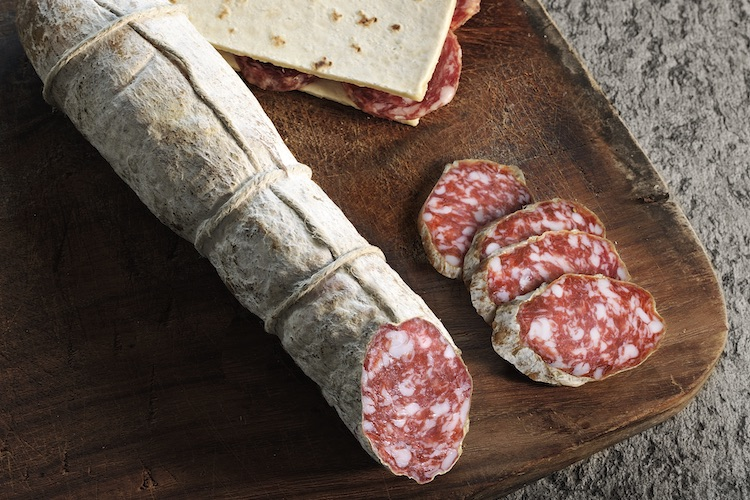 What is Salame Felino IGP?
