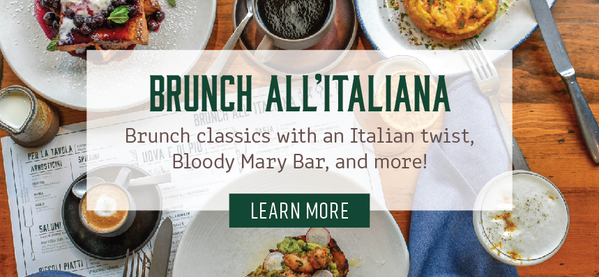 Brunch all'Italiana