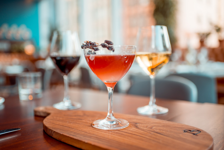 Happy Hour at Eataly NYC Downtown - Osteria della Pace