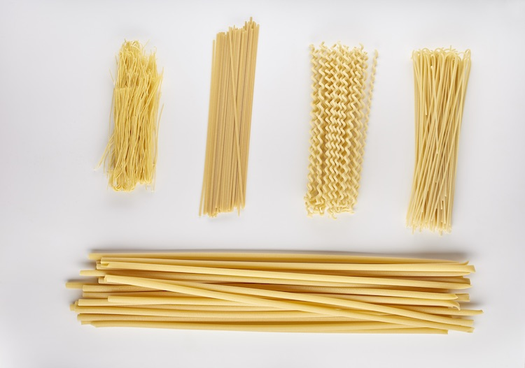 Long Pasta | Photo by Francesco Sapienza