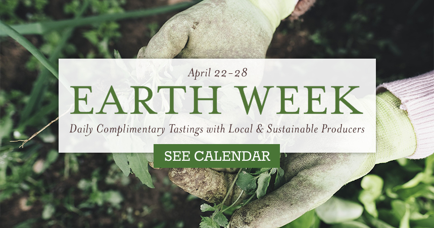 Earth Week at Eataly NYC Flatiron