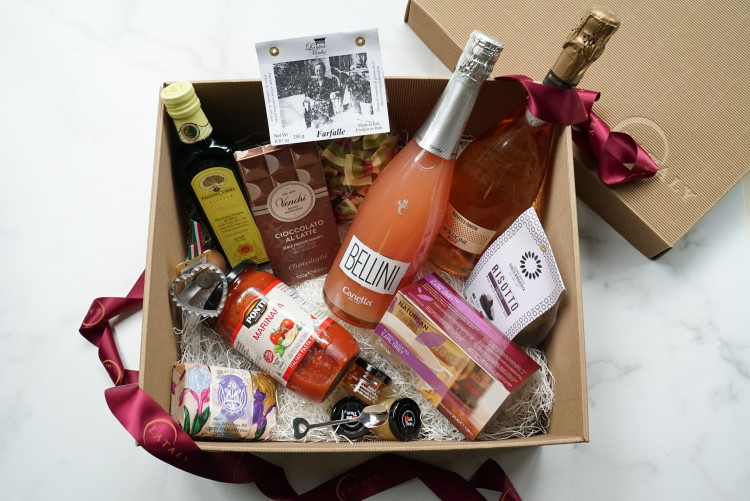 mothers day gift basket eataly