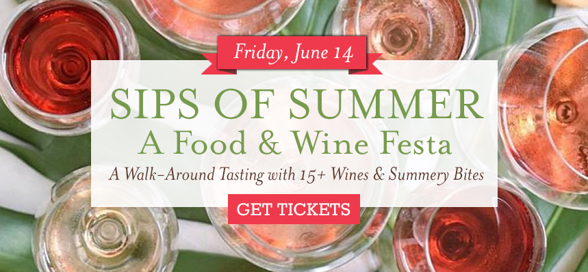 Sips of Summer: Food & Wine Festa