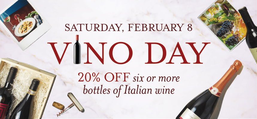 Vino Day at Eataly Boston