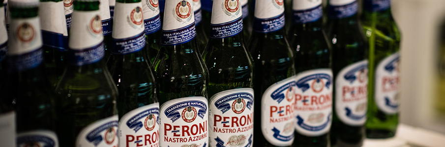 Peroni Eataly Los Angeles