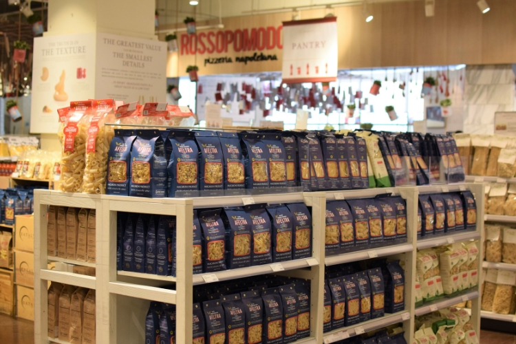 Eataly Chicago Dry Pasta Marketplace
