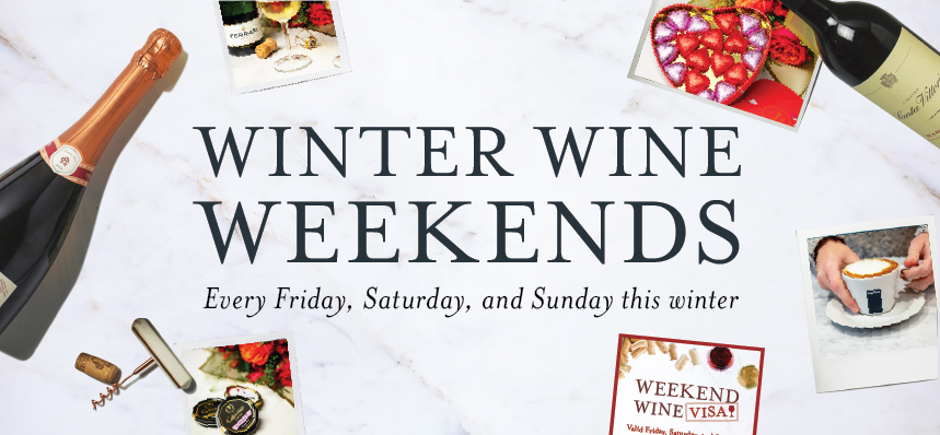 Winter Wine Weekends at Eataly Chicago
