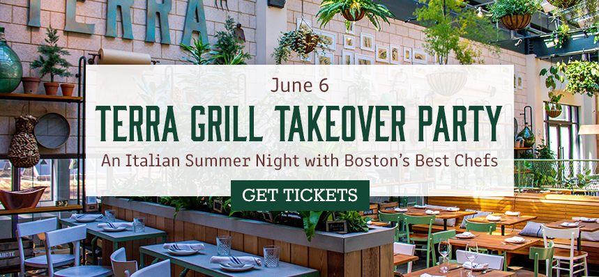 Terra Grill Takeover Party