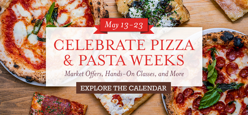 Celebrate Pizza & Pasta at Eataly Chicago