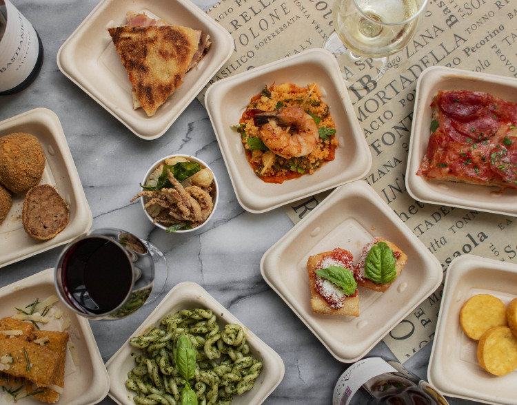 Italian wine and food event in NYC at Eataly NYC Downtown