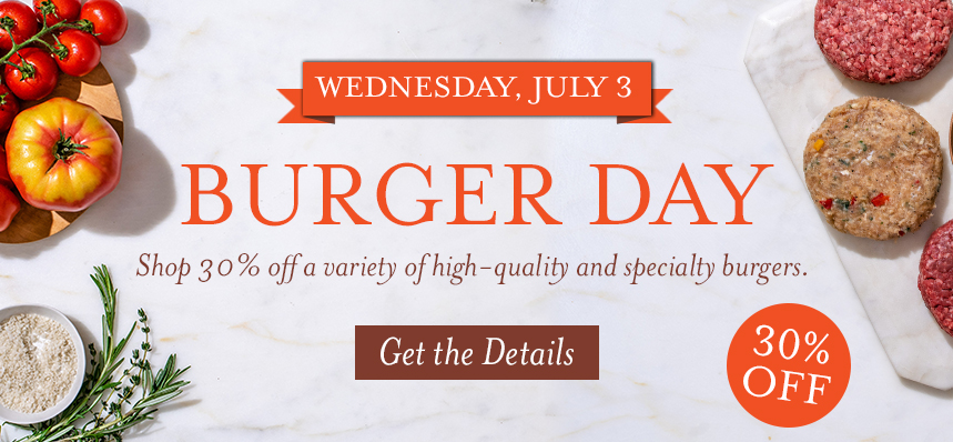 Burger Day at Eataly Chicago