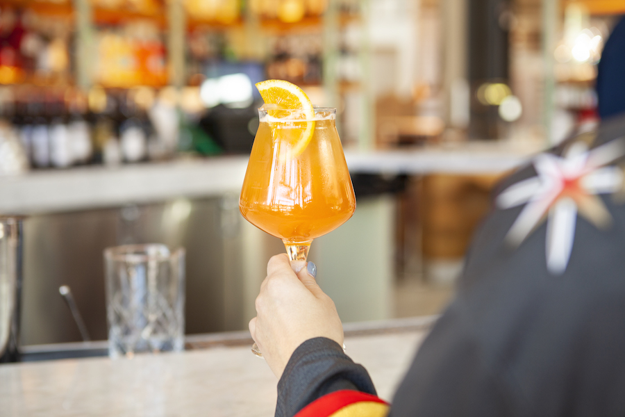 vegas golden knights eataly cocktail