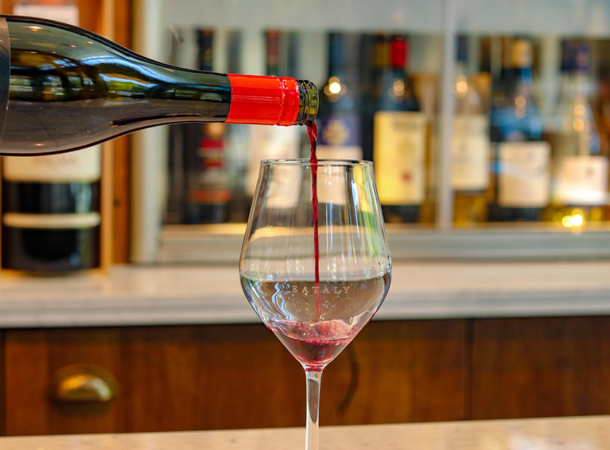 Wine Wednesday at Eataly Chicago