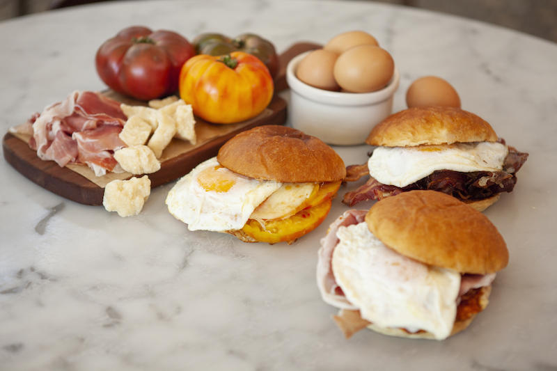 Chef's Table breakfast small