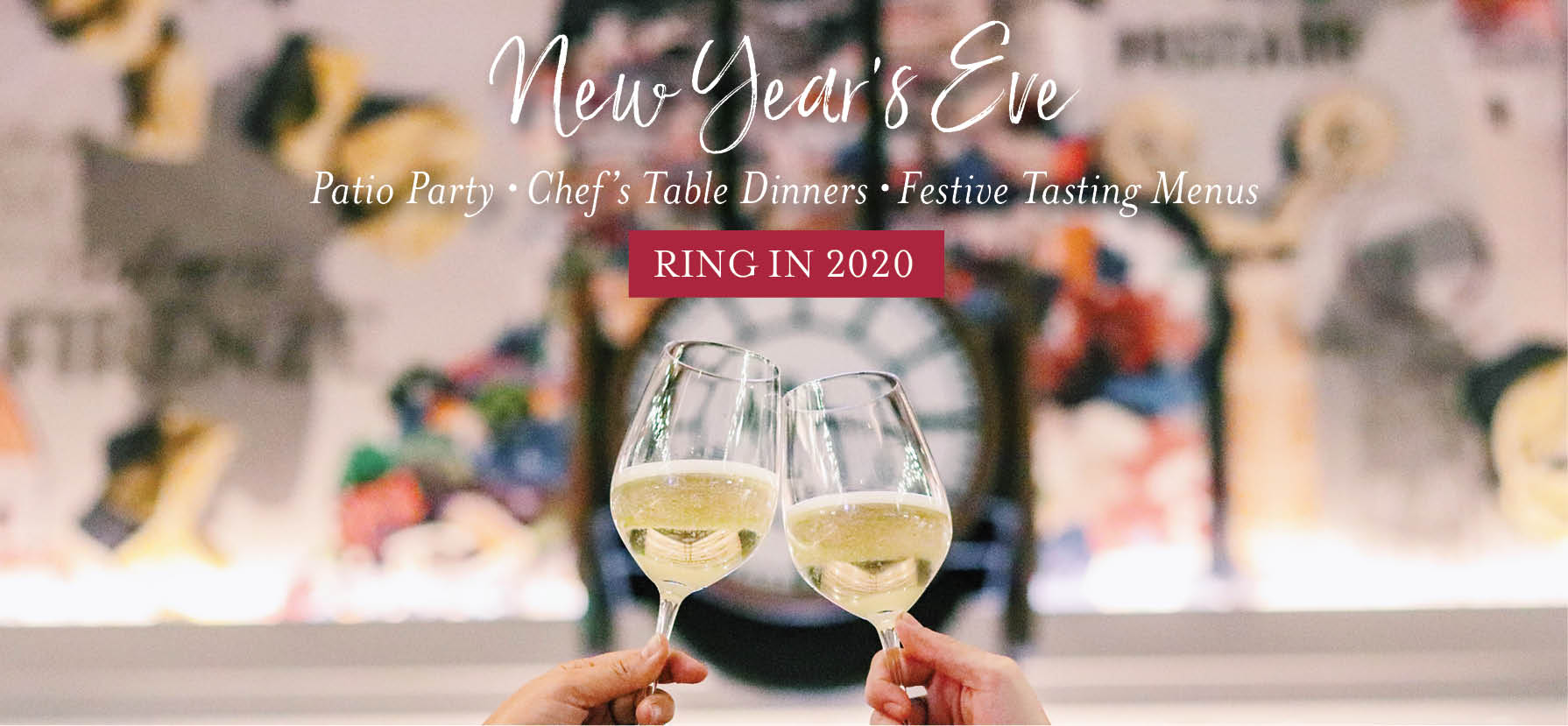 New Year's Eve at Eataly Las Vegas
