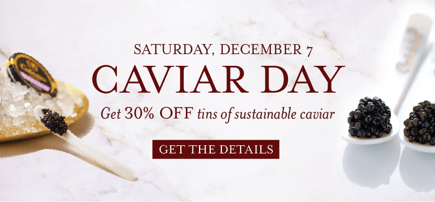 Caviar Day at Eataly Chicago
