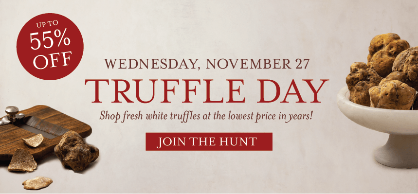Truffle Day at Eataly Chicago