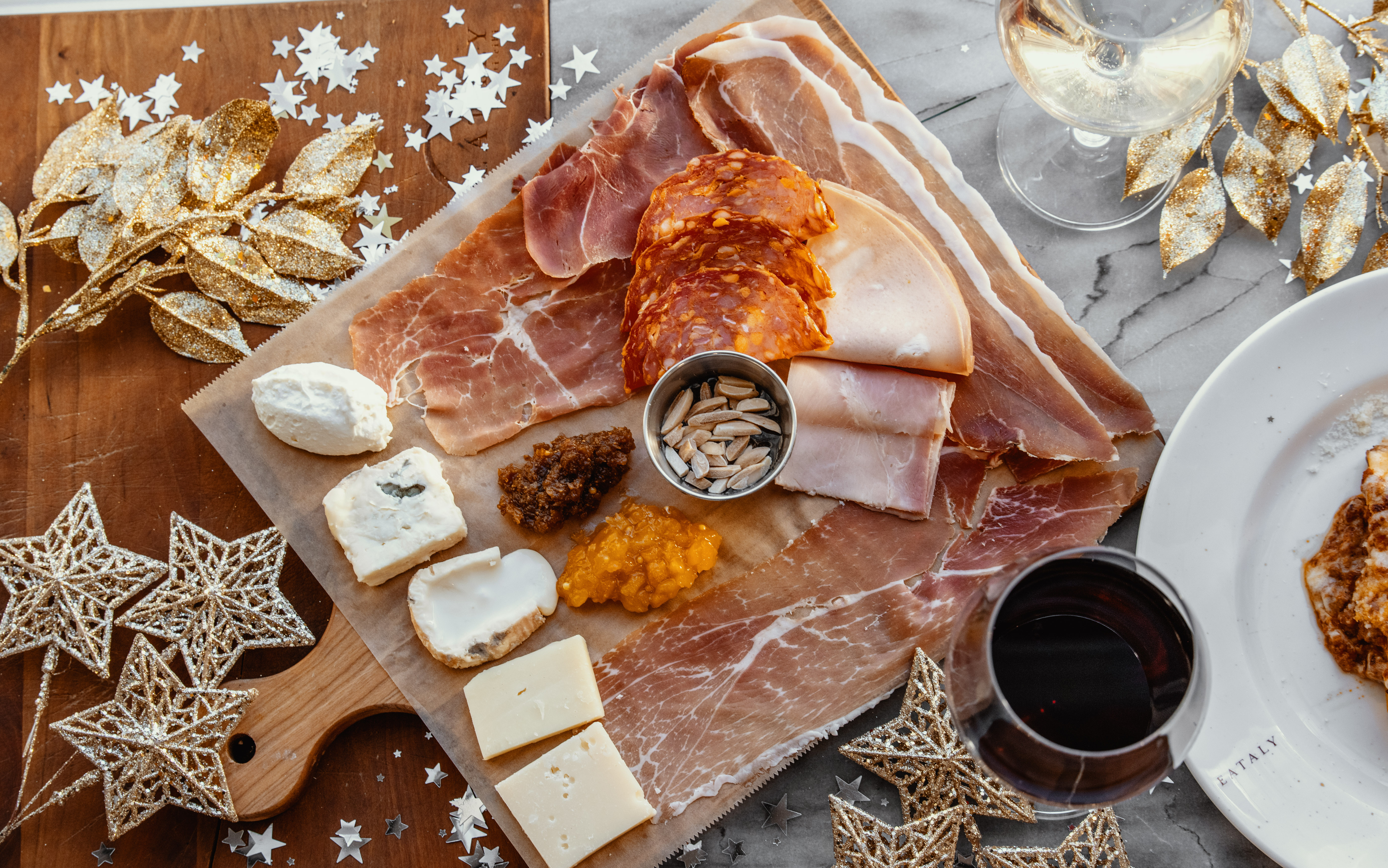 Eataly's New Year's at Home