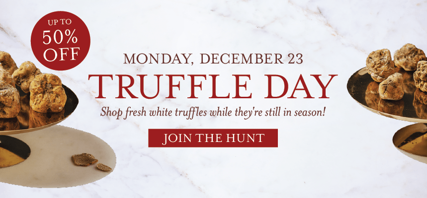 Truffle Day at Eataly NYC Downtown