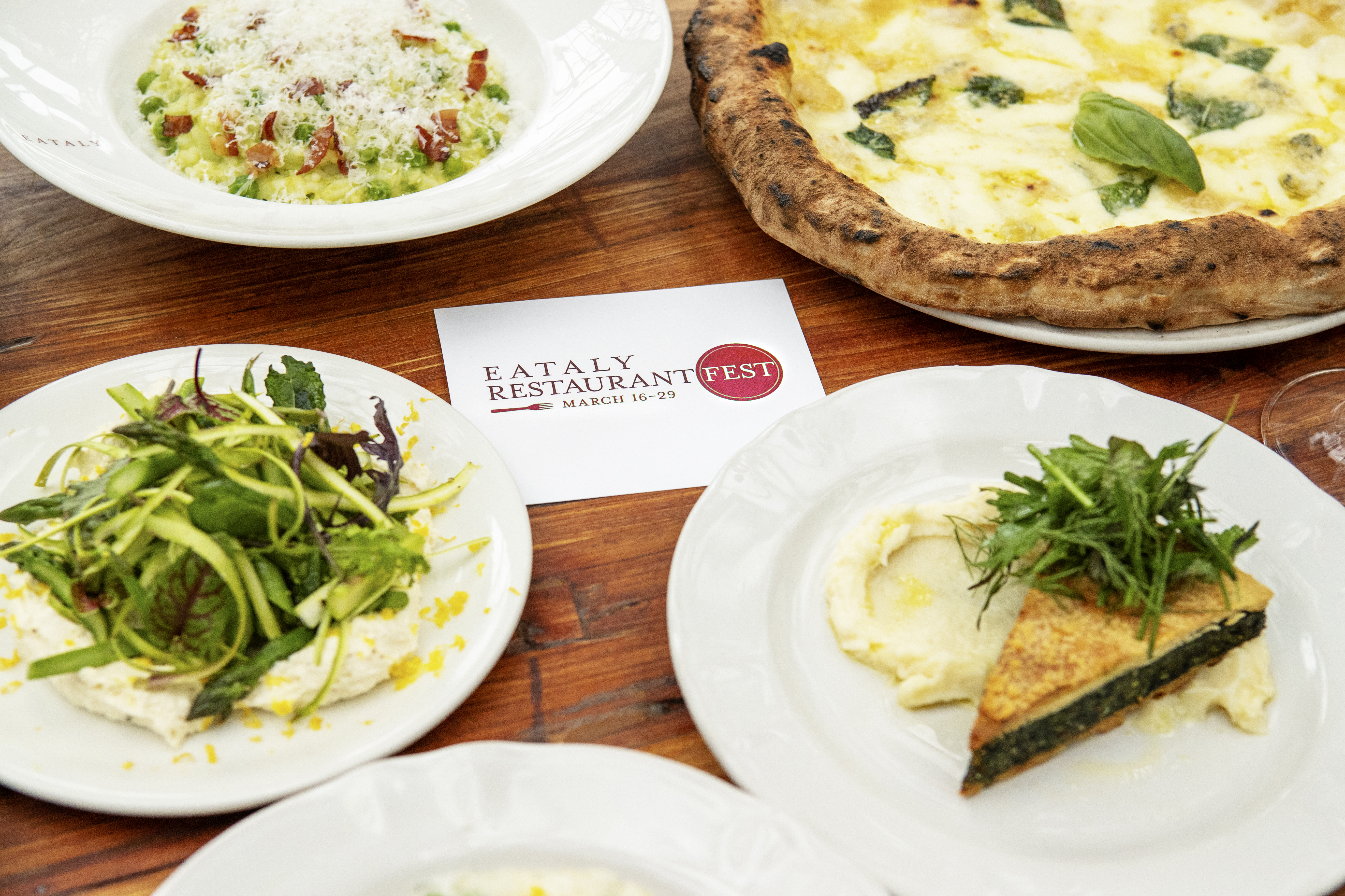 Restaurant Fest at Eataly Downtown