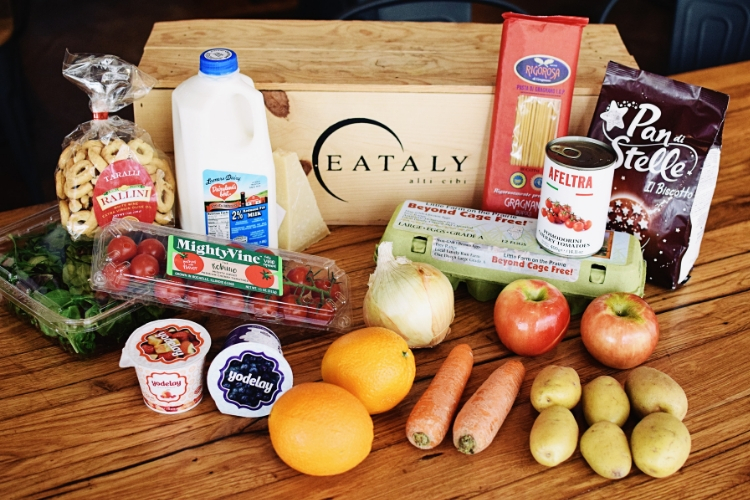 Eataly Chicago Local Foods Grocery Bundles