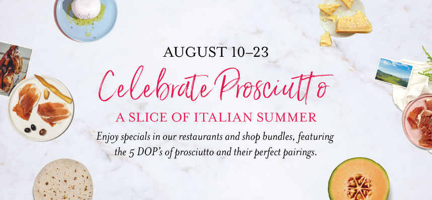 Celebrate Prosciutto at Eataly Chicago