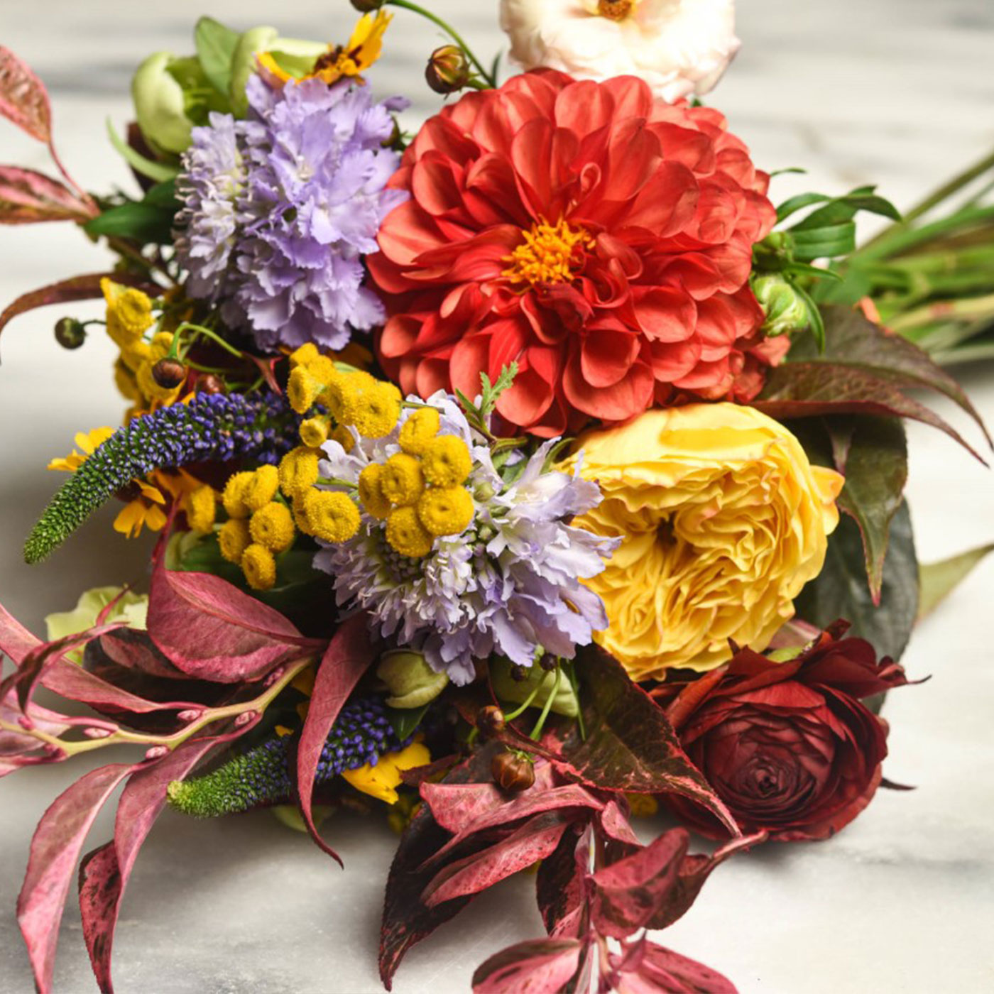 Mother's Day flowers from Eataly