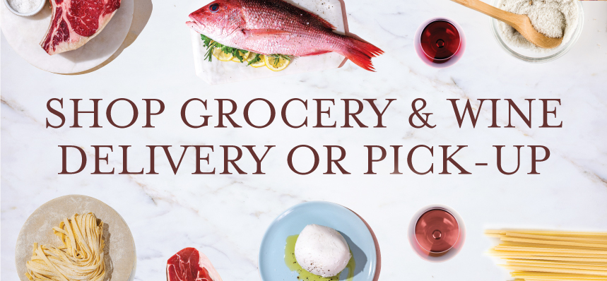 Grocery & Wine Delivery at Eataly NYC Downtown