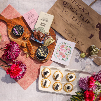 Mother's Day at Eataly