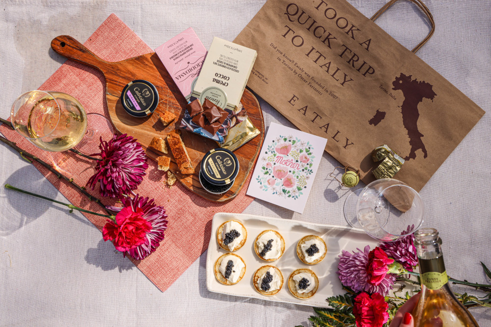 Mother's Day gifts from Eataly
