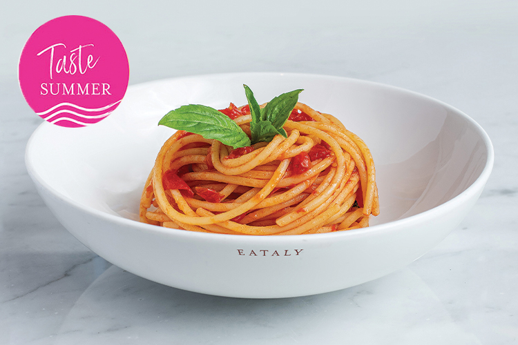 Spaghetto Uber Eats June 2020 promo