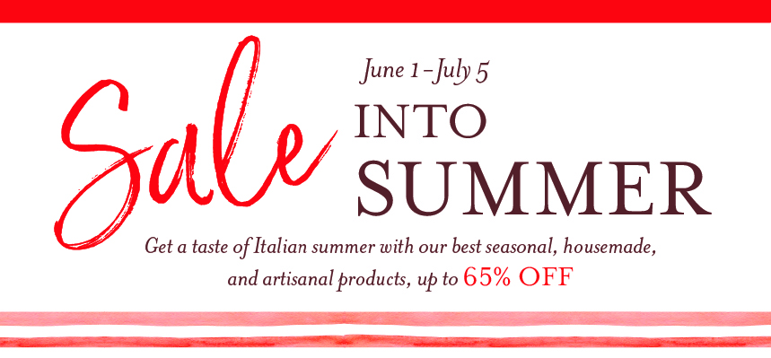 Sale Into Summer at Eataly NYC Flatiron