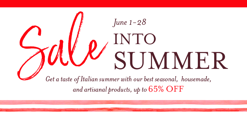 Sale Into Summer at Eataly NYC Downtown