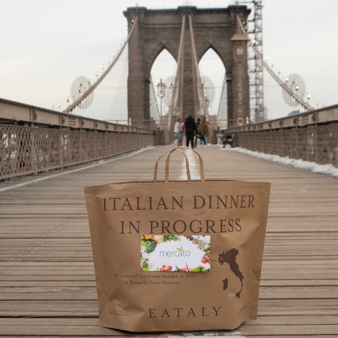 Eataly delivery in brooklyn