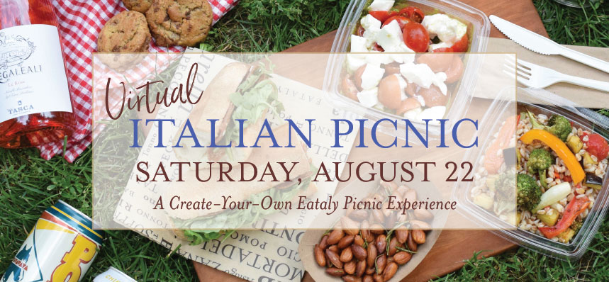Eataly's Summer Picnic on the Go!