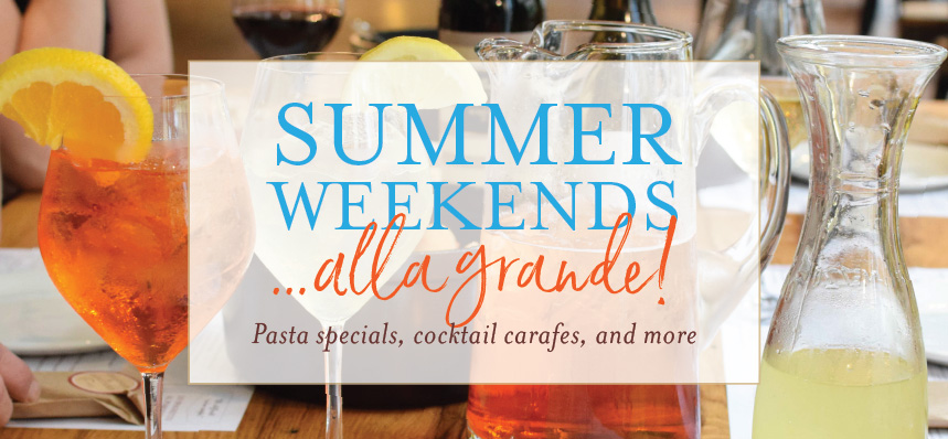 Summer Weekend Activities at Eataly Chicago