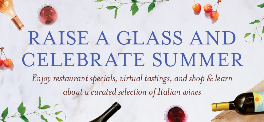 Celebrate Vino at Eataly NYC Downtown