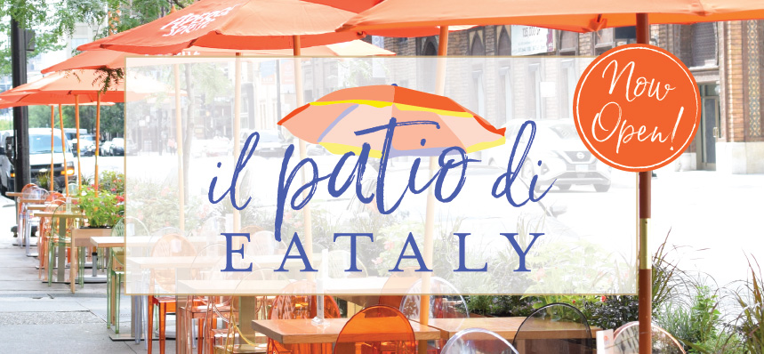 Il Patio di Eataly