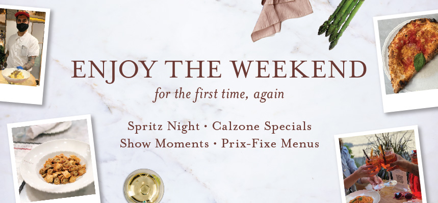 Spring Weekend Activities at Eataly Chicago
