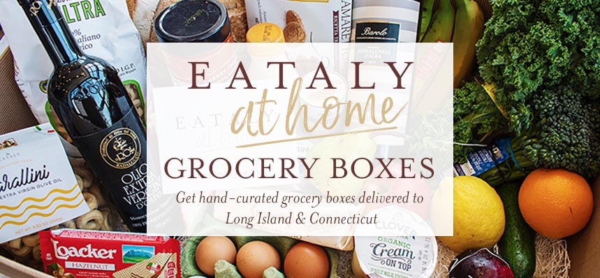 Eataly at Home Grocery Boxes