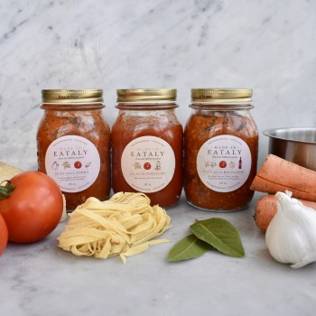 Our Top 5 Italian Sauces