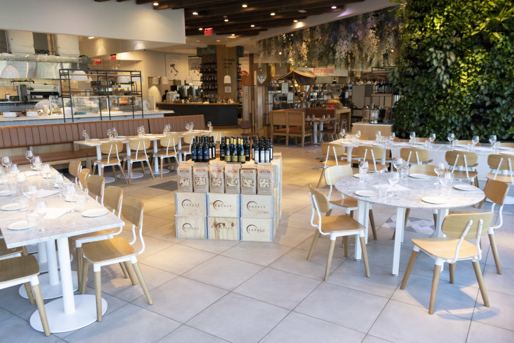 private events at Eataly Downtown