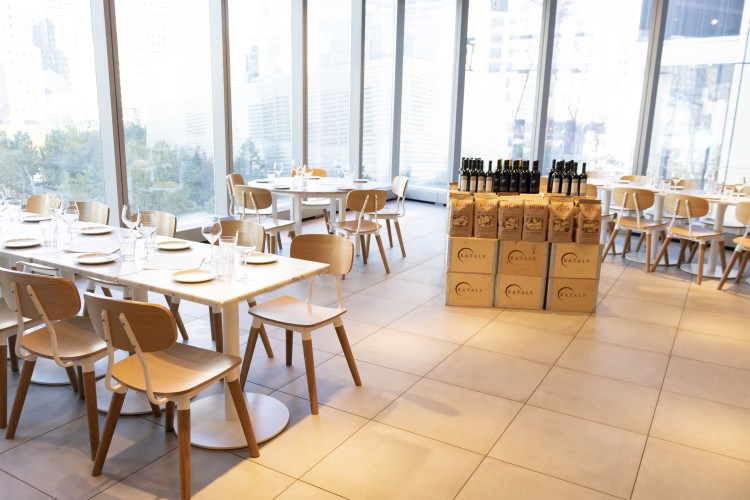Private dining at Eataly NYC Downtown