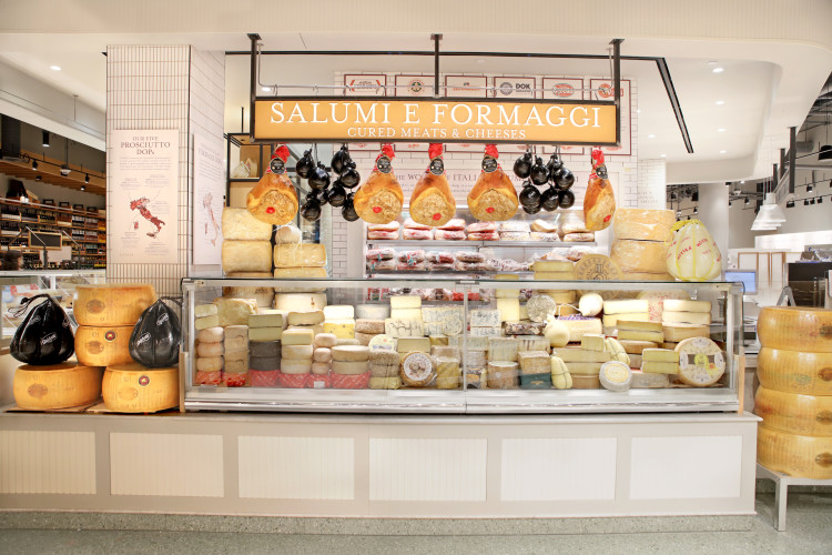 cured meats and cheeses in Dallas