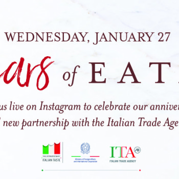 Celebrate 14 Years of Eataly with the Italian Trade Agency