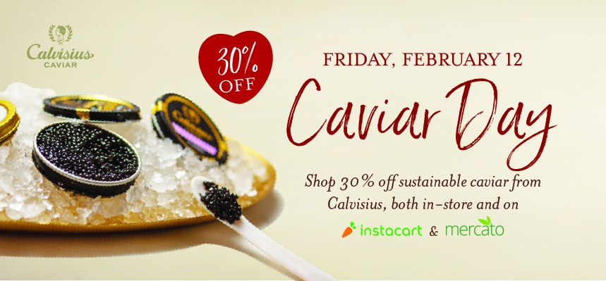Caviar Day at Eataly L.A.