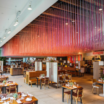 The Color Factory x Eataly Experience