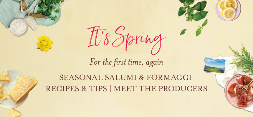 Celebrate Spring at Eataly Chicago