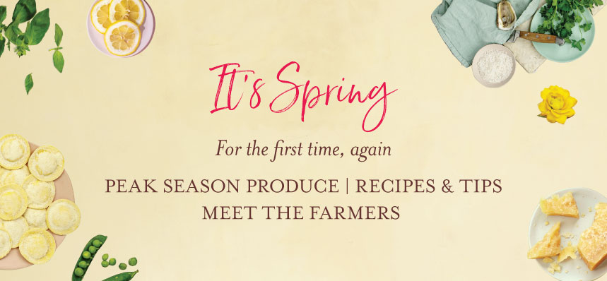 Celebrate Spring at Eataly Dallas