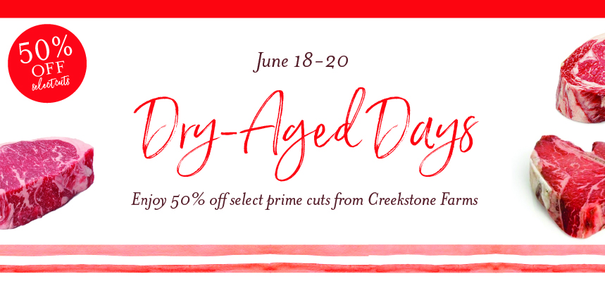 Dry-Aged Weekend at Eataly Dallas